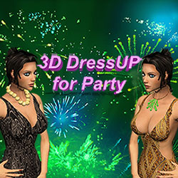 3D DressUp for Party