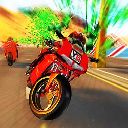 Hardcore Moto Race 3D